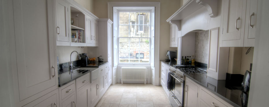 Kitchen Listed Building Clifton Bristol Perfect Cut